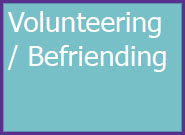 Information on  Volunteering and Befriending