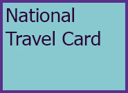 Adults Level 4 National Travel Card