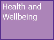 Children and Families Level 3 Health and Wellbeing