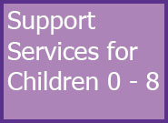 Children and Families Level 3 Support Services 0-8