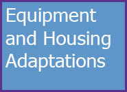 Older People Level 3 Equipment and Housing Adaptations