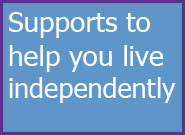 Older People Level 3 Support to Live Independently