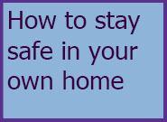 Older People Level 5 How to Stay Safe in Your Home