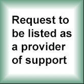 Request to be added as a provider of support - March 2016