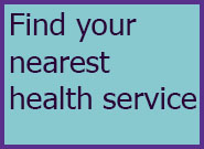 Find Your Nearest Health Service